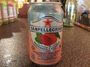 San Pellegrino—Prickly Pear
